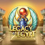 spelautomat legacy of egypt