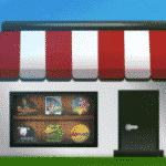litet hus med fina priser