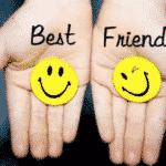 händer bästa vänner