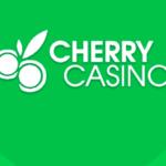 grön logga cherry